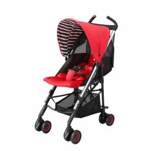 Прогулочная коляска  Stick 2015, цвет: красный Aprica