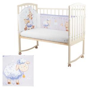 Бортик в кроватку  Овечка Baby Nice