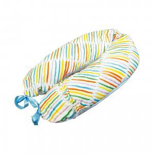 Подушка для беременных Premium Mamas Helper, голубой Mama's Helper