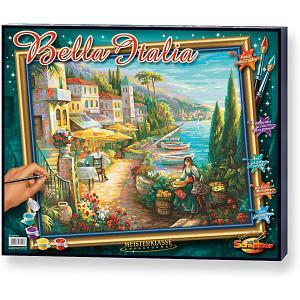 Картина по номерам  Белла Италия, 50х60 см Schipper. Цвет: разноцветный