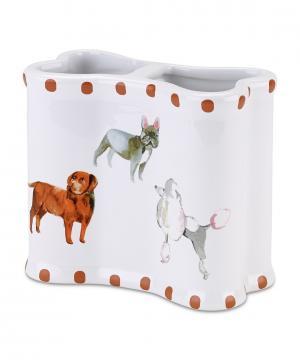 Стакан для зубных щёток Dogs on Parade Avanti