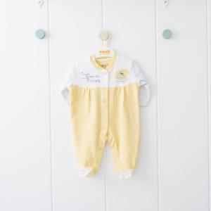Комбинезон , цвет: желтый/белый Kidaxi