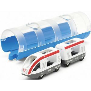 Игровой набор Brio Электричка и туннель