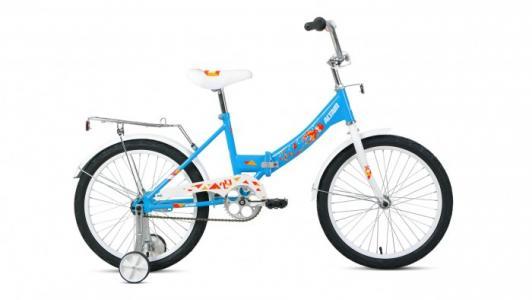 Велосипед двухколесный  City Kids 20 Compact 2021 Altair