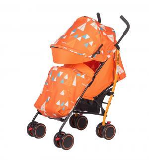 Коляска-трость  Wonder, цвет: оранжевый BabyHit