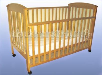 Детская кроватка  IC 006 Chloe & Ryan