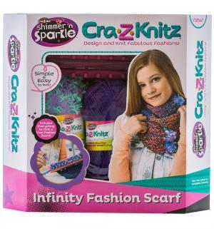 Набор для вязания  Шарф-хомут Cra-Z-Knitz