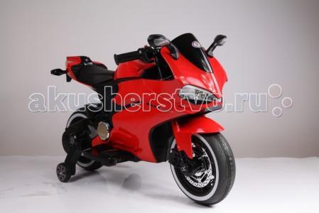 Электромобиль  Электромотоцикл А001АА RiverToys
