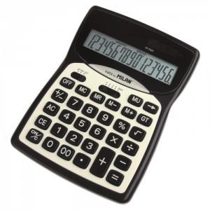 Калькулятор настольный 16 разрядов 152016BL Milan