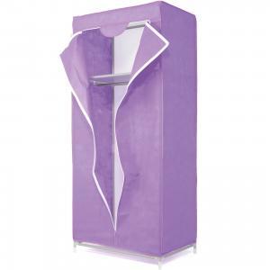 Тканевый шкаф Кармэн, , фиолетовый Homsu