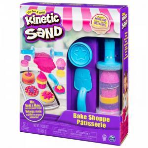 Набор для лепки Кинетический песок Пекарня Kinetic Sand