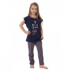 Комплект для девочки AR-104 (футболка, брюки) Arnetta