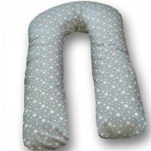 Подушка для беременных U Звездопад (поплин) 340х35 БиоСон