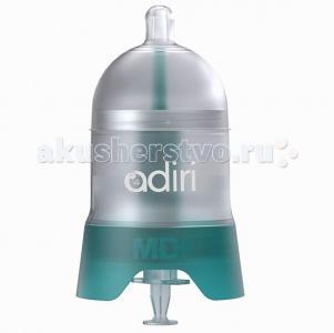 Бутылочка  с системой подачи лекарств для грудничка MD+ Adiri