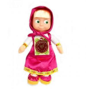 Интерактивная игрушка  Мягкая Маша (3 сказки) Мульти-пульти