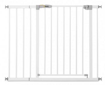 Ворота безопасности Stop N Safe 2 + дополнительная секция 21 см Hauck