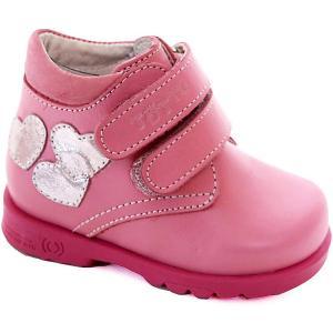 Ботинки Тотто. Цвет: розовый
