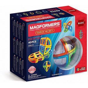 Магнитный конструктор Magformers Curve 40
