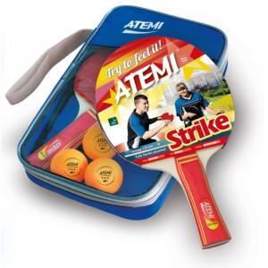 Набор для настольного тенниса Strike Atemi