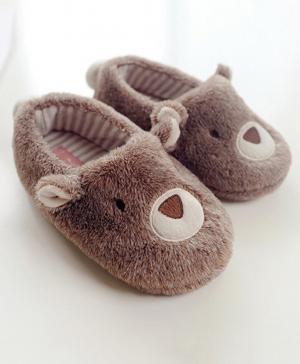 Тапочки Мишки Caramella