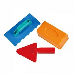 Игрушка для игры в песочнице Набор каменщика Hape