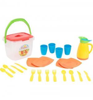 Набор детской посуды  Алиса №2 Wader