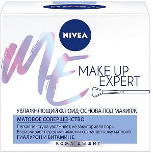 Крем  Make-up expert для нормальной и комбинированной кожи, 50 мл Nivea