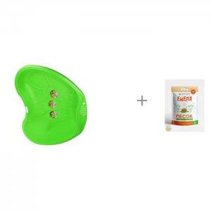 Песочница Крыло бабочки и Песок для песочниц Mixplant Емеля 14 кг Pic`n Mix