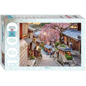 Мозаика puzzle 1000 Япония. Улица в Киото Степ Пазл