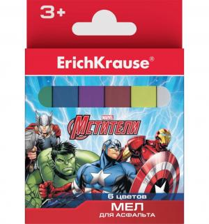 Мелки для асфальта  Мстители Альянс Marvel