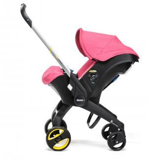 Коляска-автокресло Doona+, цвет: розовый Simple Parenting