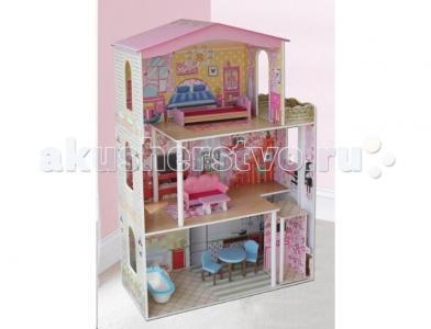 Lanaland Домик для кукол большой Zhejiang Taixing Childs Toys Co