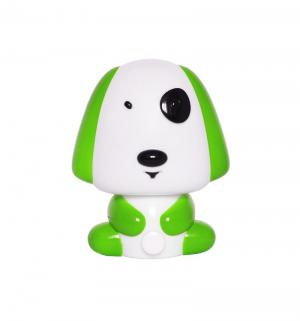 Светильник-ночник  NL 1LED Собака, декоративный, цвет: зеленый Старт