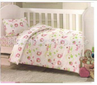 Комплект в кроватку  Малыш (6 предмета) Ups Pups