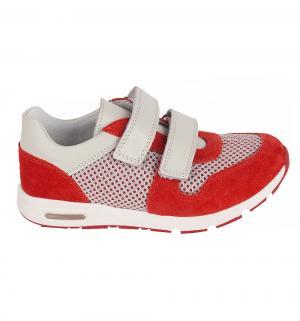Кроссовки , цвет: красный Dandino