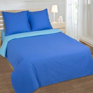 Комплект постельного белья  Бриз, цвет: голубой Артпостель