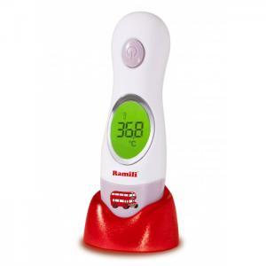 Термометр  Инфракрасный ушной и лобный 4 в 1 ET3030 Ramili