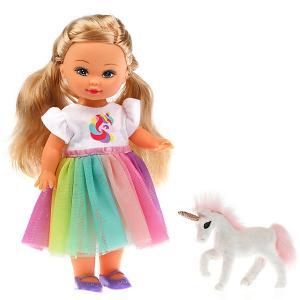 Кукла Наша Игрушка Мой милый пушистик Элиза, 25 см Mary Poppins. Цвет: разноцветный