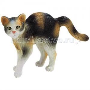 Фигурка Кот трехцветный 7 см Bullyland