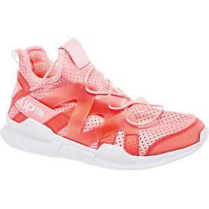Кроссовки  для девочки Crosby. Цвет: оранжевый