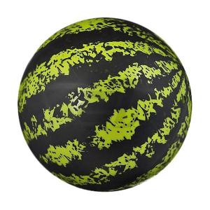 Мяч  Арбуз, 14 см Dema-Stil. Цвет: зеленый