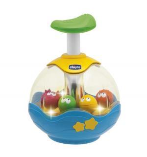 Развивающая игрушка  Юла Aquarium Chicco