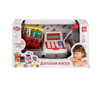 Кассовый аппарат с продуктами Play Smart