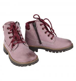 Ботинки , цвет: сиреневый Imac