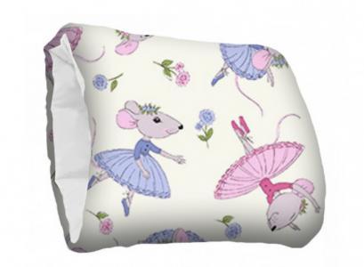 Подушка для кормления Балерина QuQuBaby