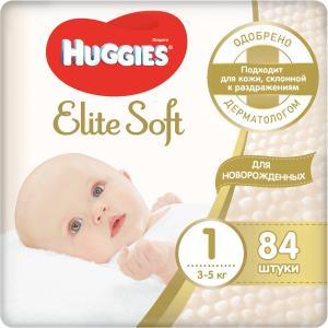 Подгузники  Elite Soft (3-5 кг) шт. Huggies
