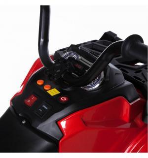 Электромобиль  Grizzly, цвет: красный Jetem