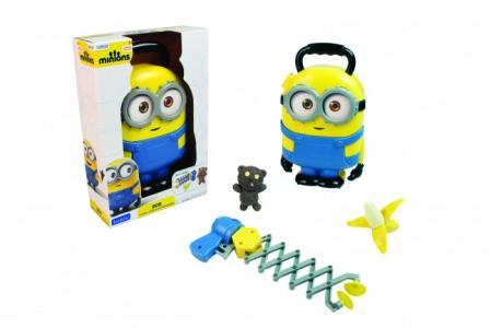 Чемоданчик с игрушками Миньоны Lexibook