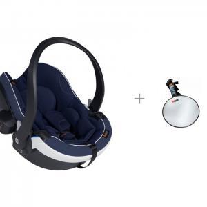 Автокресло  iZi Go Modular X1 i-Size Navy Melange с зеркалом Baby Mirror для контроля за ребенком BeSafe