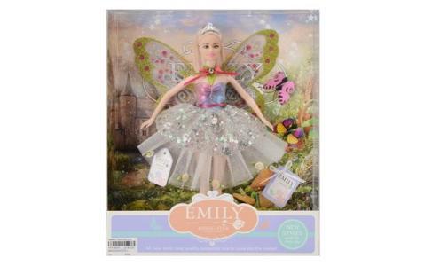 Кукла в бальном платье с аксессуарами JB0700862 Emily